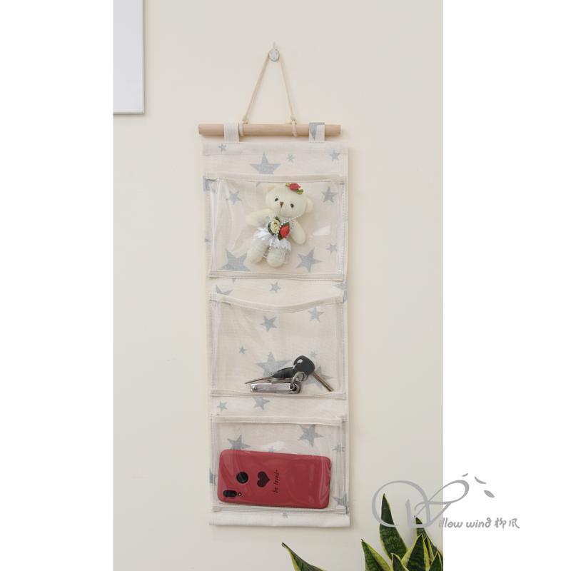 wall pocket organizerfabric wall pocket/ storage pocket wall pocket Wall Hanging Organizer Bag